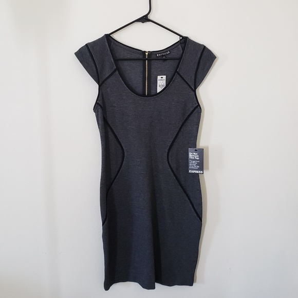 Express Dresses & Skirts - NWT Express Fitted Stretch Dress